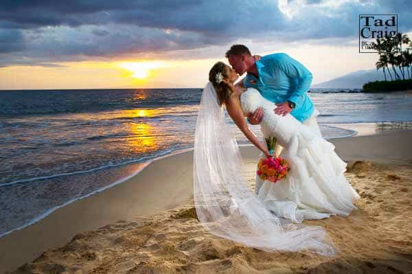Amy and Ryan's Nuptials at Hotel Wailea