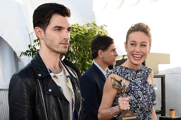 Brie Larson with mysterious, charming, Fiancé Alex Greenwald