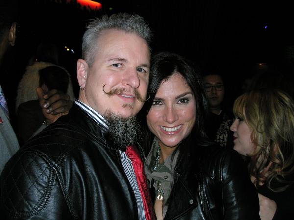 Dana Loesch with Man Chris Loesch