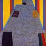 1980 06 02 Studentenelend Öl auf Leinwand 150x160 cm
