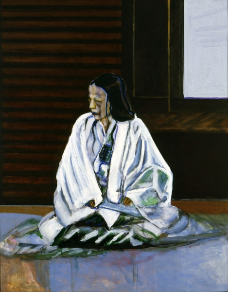 2011 12 02 Adaptionen Takanobu XVII Acryl auf Leinwand 200 x 160