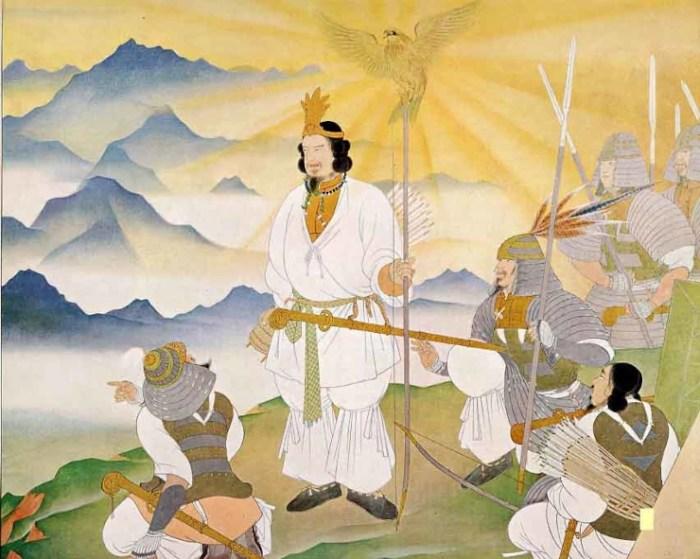 神武天皇画像3