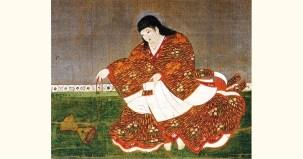 安徳天皇肖像画
