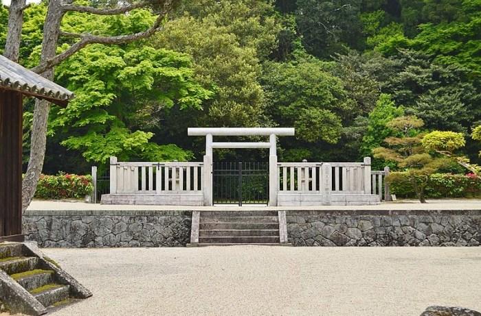 崇峻天皇の陵墓