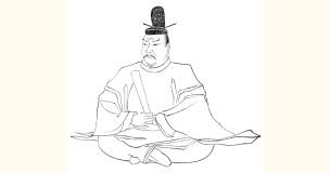 emperor tenmu image