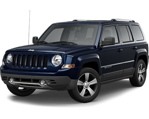 The jeep wrangler is a car that bills itself on its fearless character. Jeep Patriot Outdoors Carhub North York Chrysler