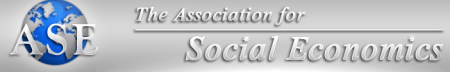 Associations for Social Economics