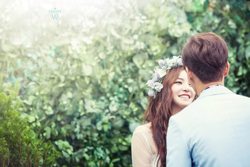 TAEHEE WEDDING韓國婚紗攝影KOREA PRE-WEDDING