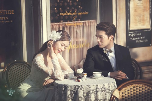TAEHEE WEDDING RIA BRIDAL  KOREA PRE-WEDDING