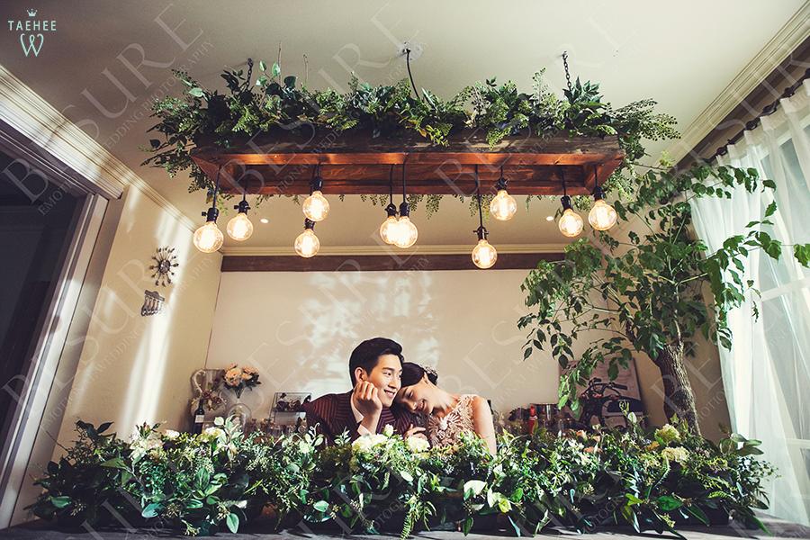 TAEHEE WEDDING Korea Pre-wedding Photo Photography Photo-shoot 韓國婚紗攝影
