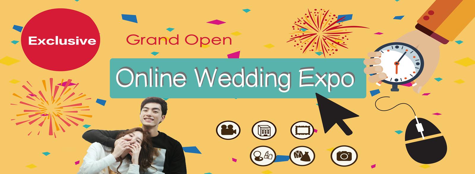 TAEHEE WEDDING Onling Wedding Expo - English