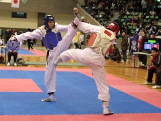 2011 第4回 テコンドー全日本選手権大会