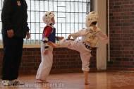 Wettkampfvorbereitung des Team Fullcontact und der Taekwondo Tigers Berlin