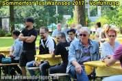 Taekwondo Sommerfest Berlin Wannsee