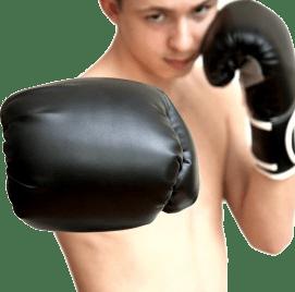 Boxer Teenager
