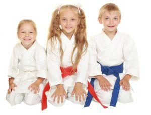 Kinder Selbstverteidigung
