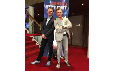 Ronald Moray & Peter Vogel in Holland's Got Talent!