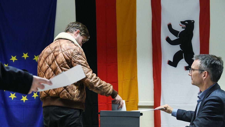 Байден удивлен результатам выборов в Германии