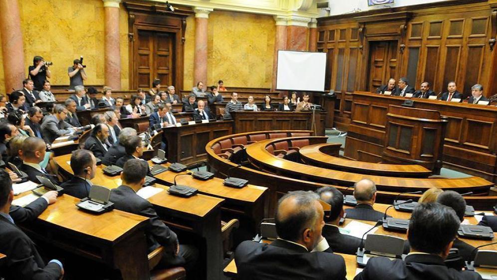 В Сербии принят закон о защите кириллицы
