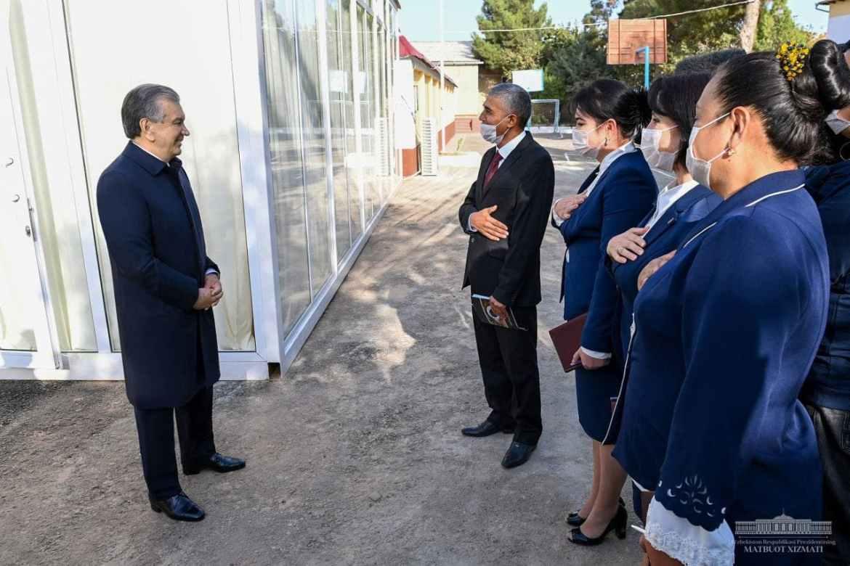 Президент рассказал о программе по ремонту и реконструкции школ