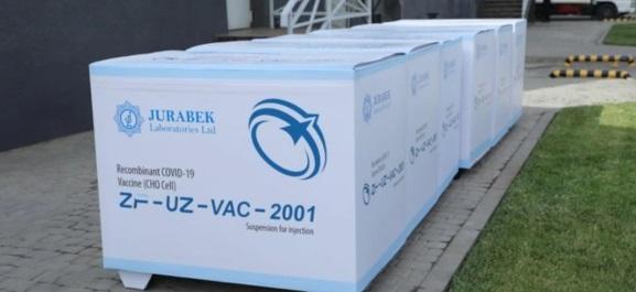 В Индонезии одобрили Китайско-узбекская вакцину