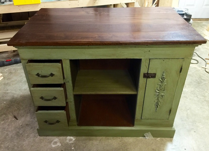 Worthy s Run Furniture     Worthy s Run Furniture takes great pride in         New life for an old desk