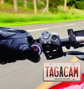 TagAcam Bike + SmartButton close up