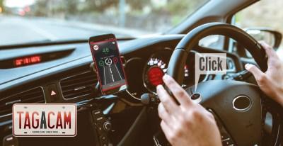 TagAcam Car + SmartButton