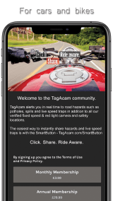 TagAcam subscription