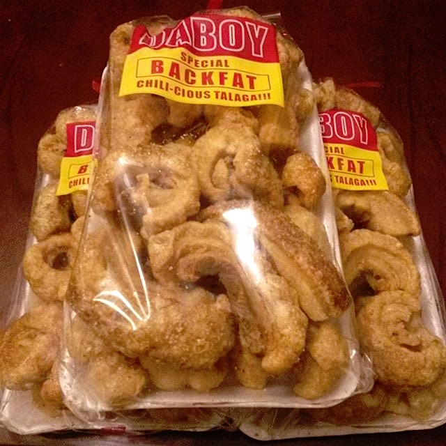 Daboy's Special Backfat Chicharon