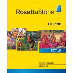 Rosetta Stone Filipino