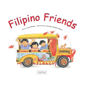 Filipino Friends: Children's Book