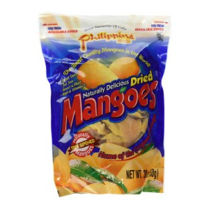 Filipino Dried Mangoes