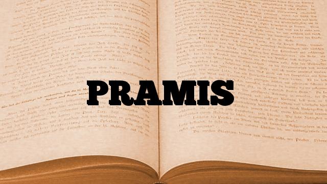 PRAMIS