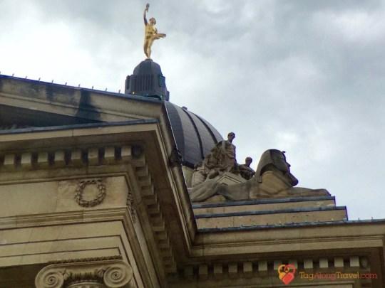 Reveiw of Hermetic Code Tour - Sphinx and Golden Boy