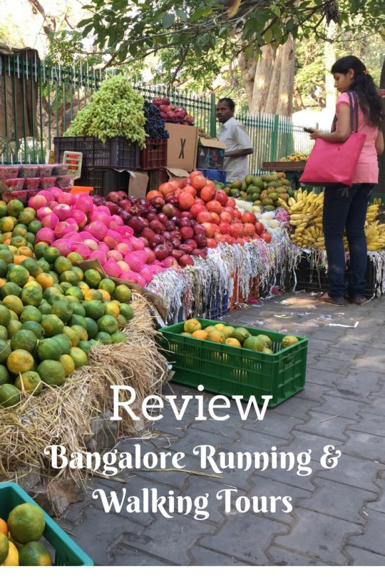 A fresh approach to sightseeing with Bangalore Running & Walking Tours.
