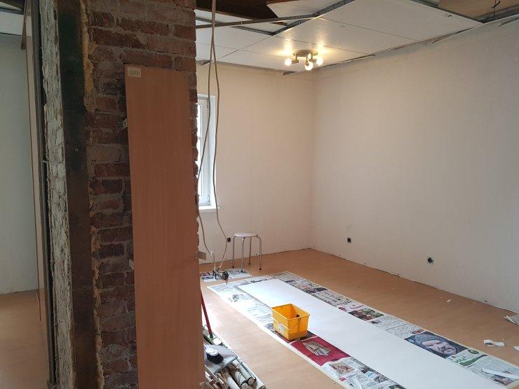Uus kodu, remont, kraapimispuu, korsten, porno