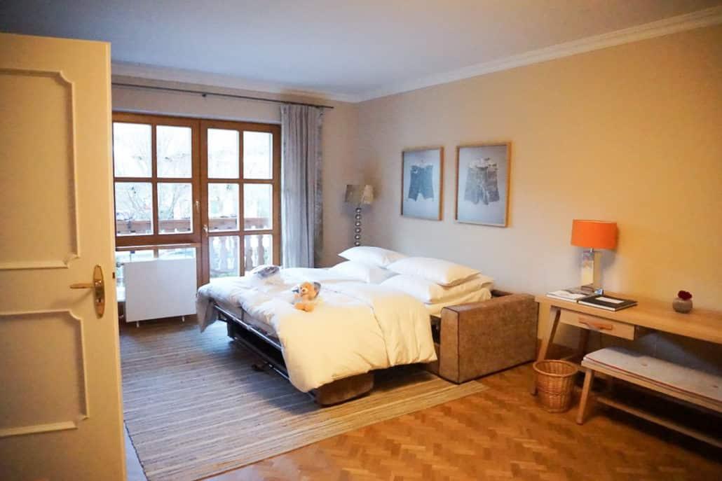 Juniorsuite Hotel Bachmair Weissach