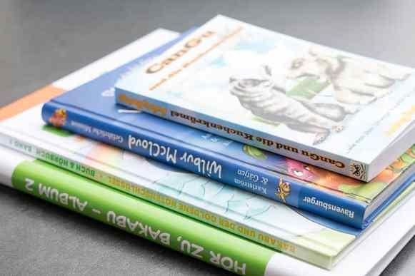 Tolle Bücher für Kinder