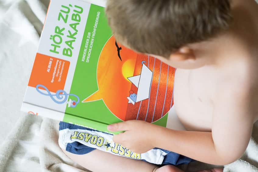 Hör zu, Bakabu Kinderbuch Kinderbücher