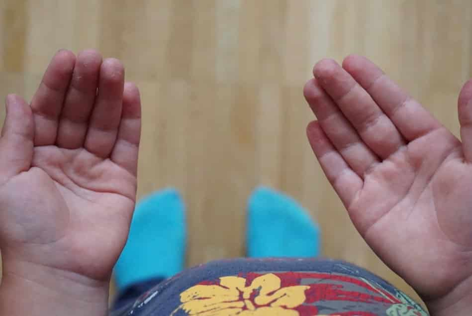 Hand-Fuss-Mund-Krankheit