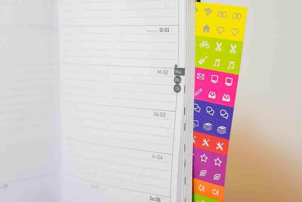 Kalender für Blogger
