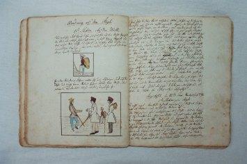 13 Reisetagebuch DTA-Signatur 673 Motiv 7-7