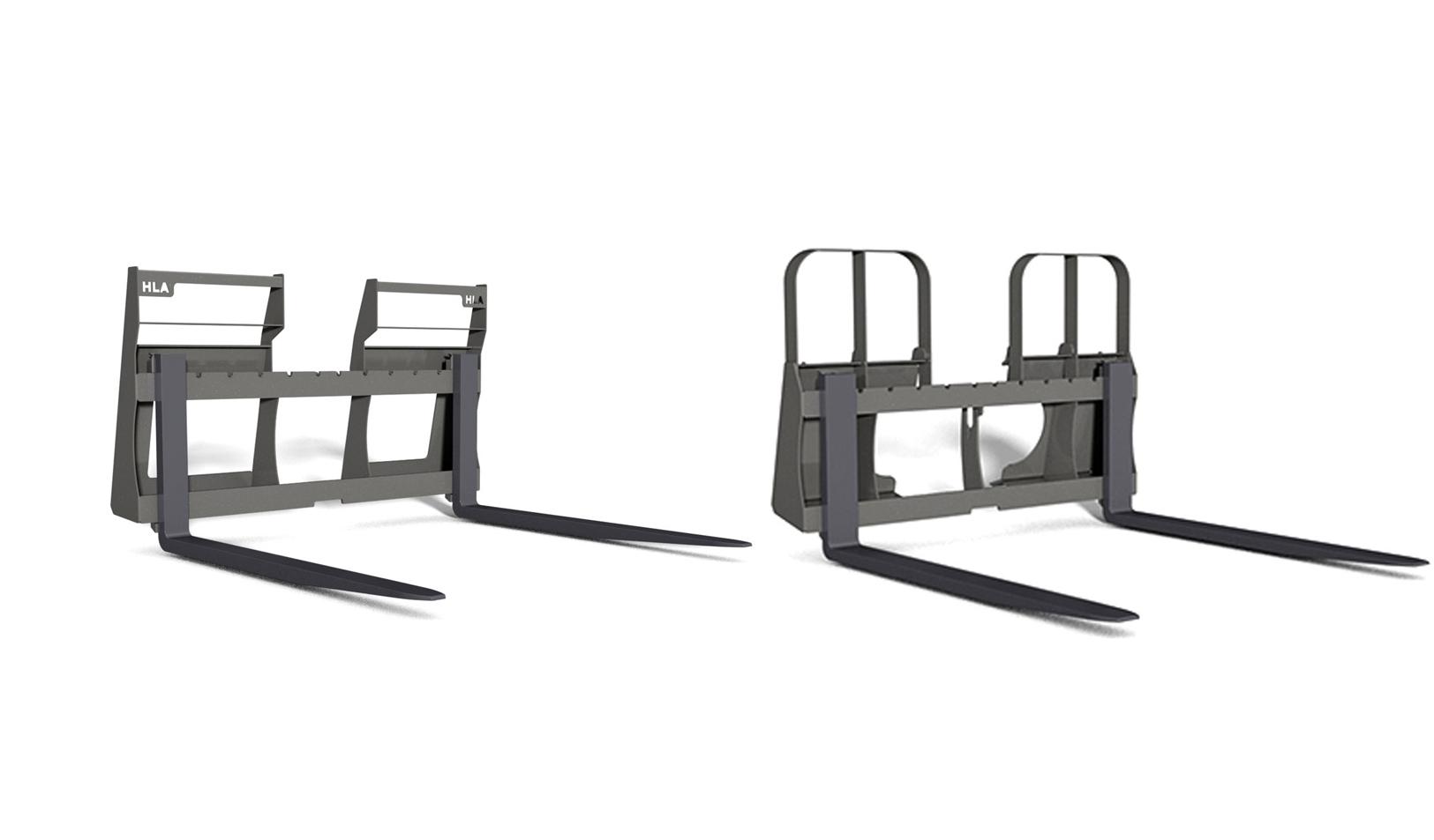 A Bobcat Pallet Fork Is An Essential Skid Steer Attachment