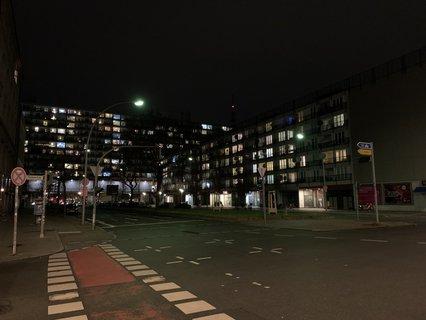 No cars on Bülowstrasse