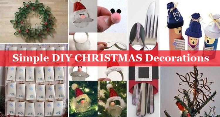 DIY Christmas Decorations Idea