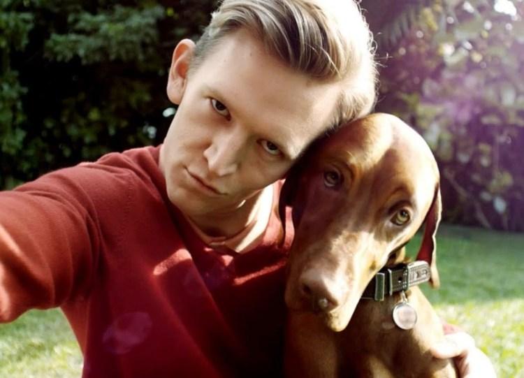 Dog Selfie Pedigree