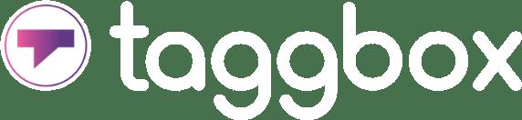 taggbox white logo