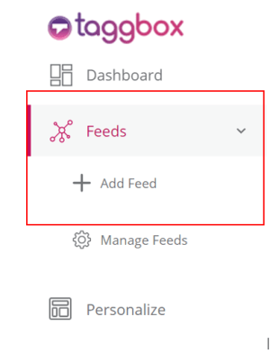Add Feeds on Social Wall