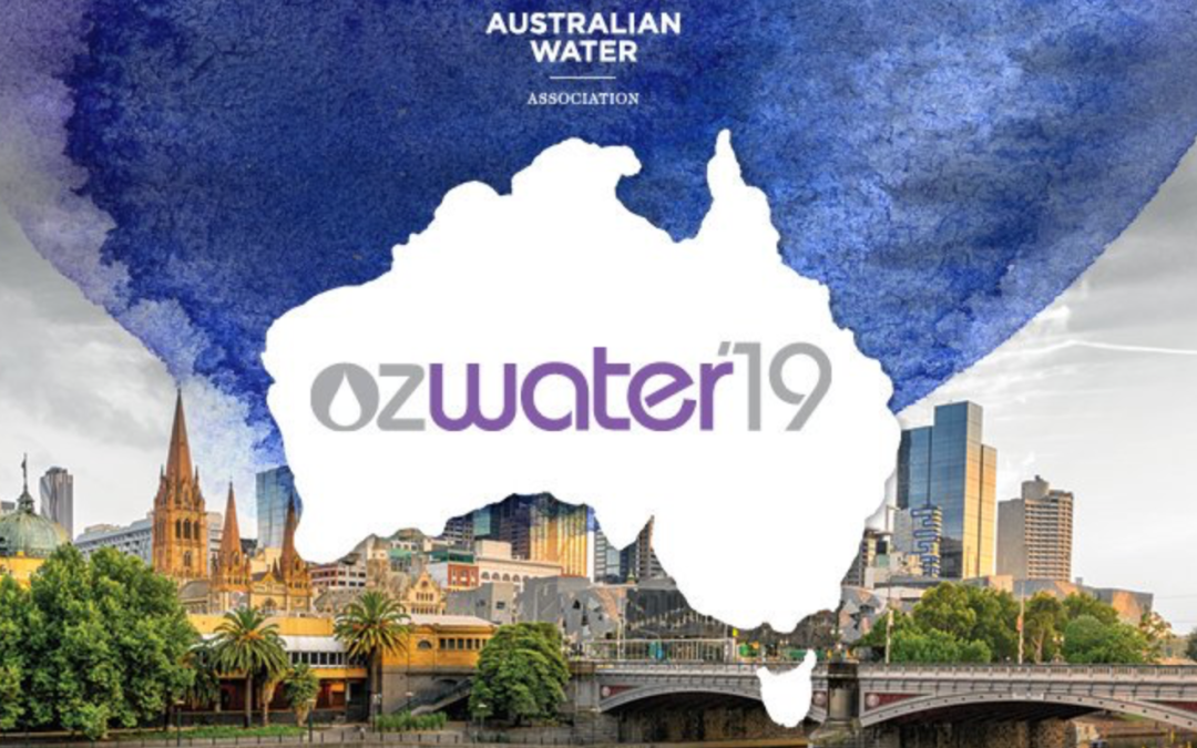 Taggle at OzWater '19